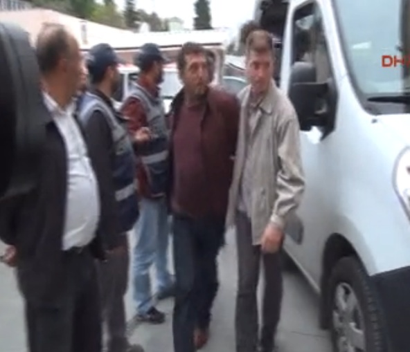 Murat Aluç'un saklanmasına yardım eden suç ortağı İbrahim Şimşek